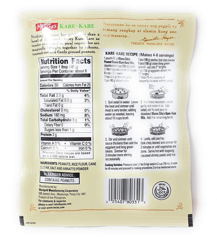 medium mama sitas kare kare peanut sauce mix 2