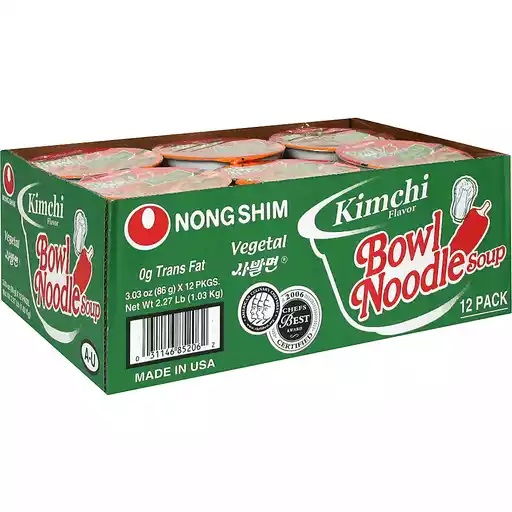 medium nongshim kimchi instant noodle 12 x 86g sYlgAqPtlA