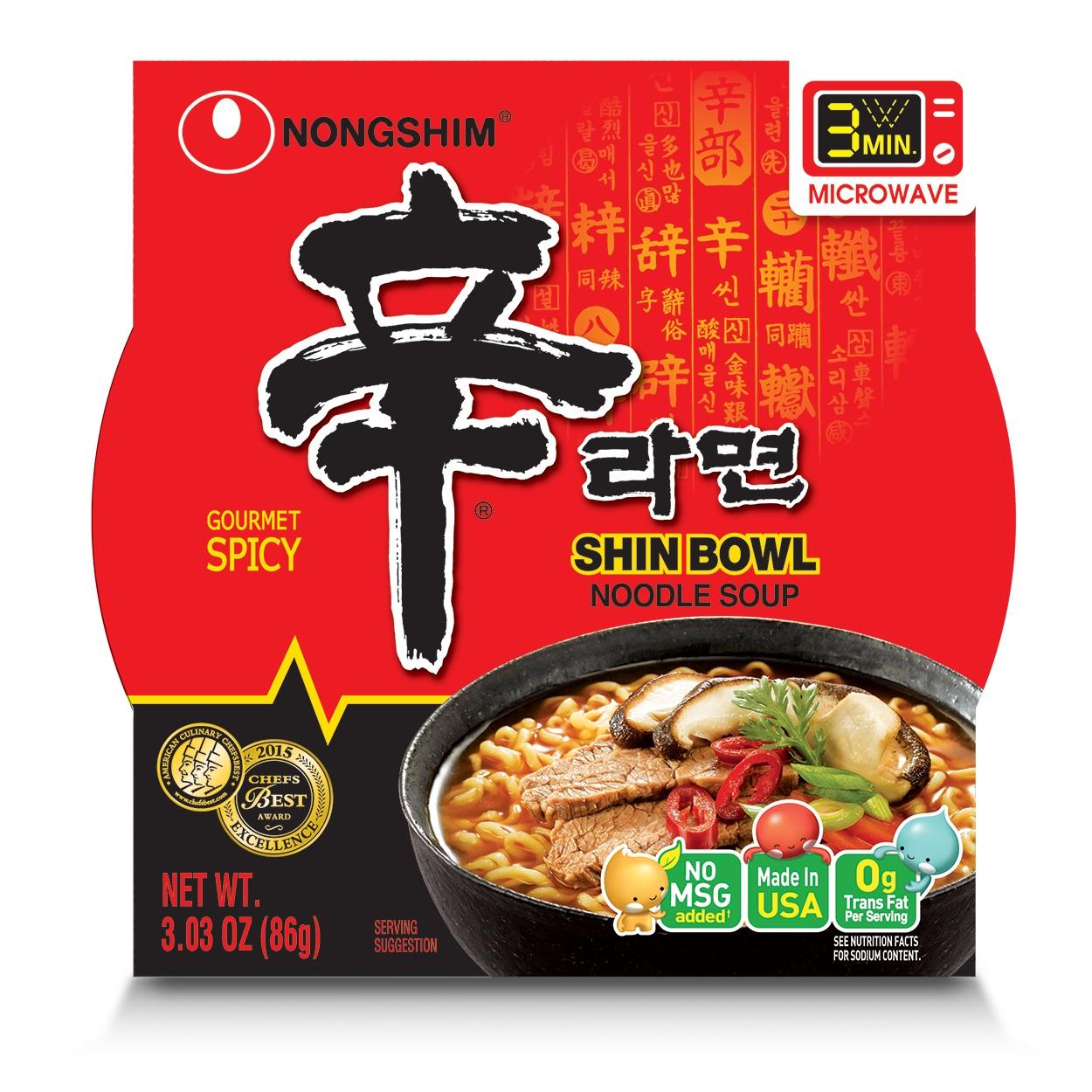 medium nongshim spicy instant noodle 12 x 86g l01VOWNX3