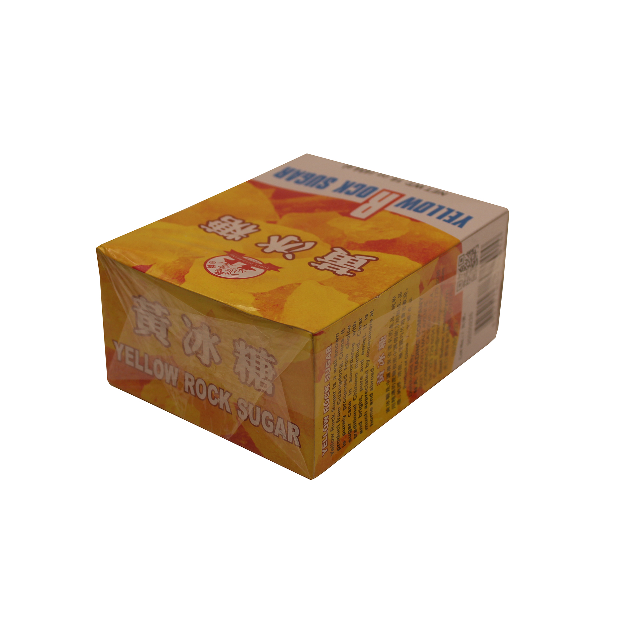 Deer Brand New And Rich Yellow Rock Sugar 16 Oz