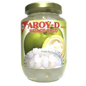Aroy-D Nata De Coco In Syrup 15.8 Oz