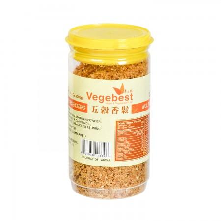 medium vegebest textured multigrain soybean strips 300 gr YqIQB5WjA