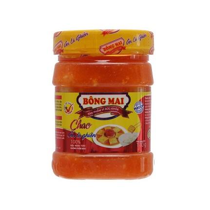 Bong Mai Preserved Bean Curd 370 G / Chao An La Ghien