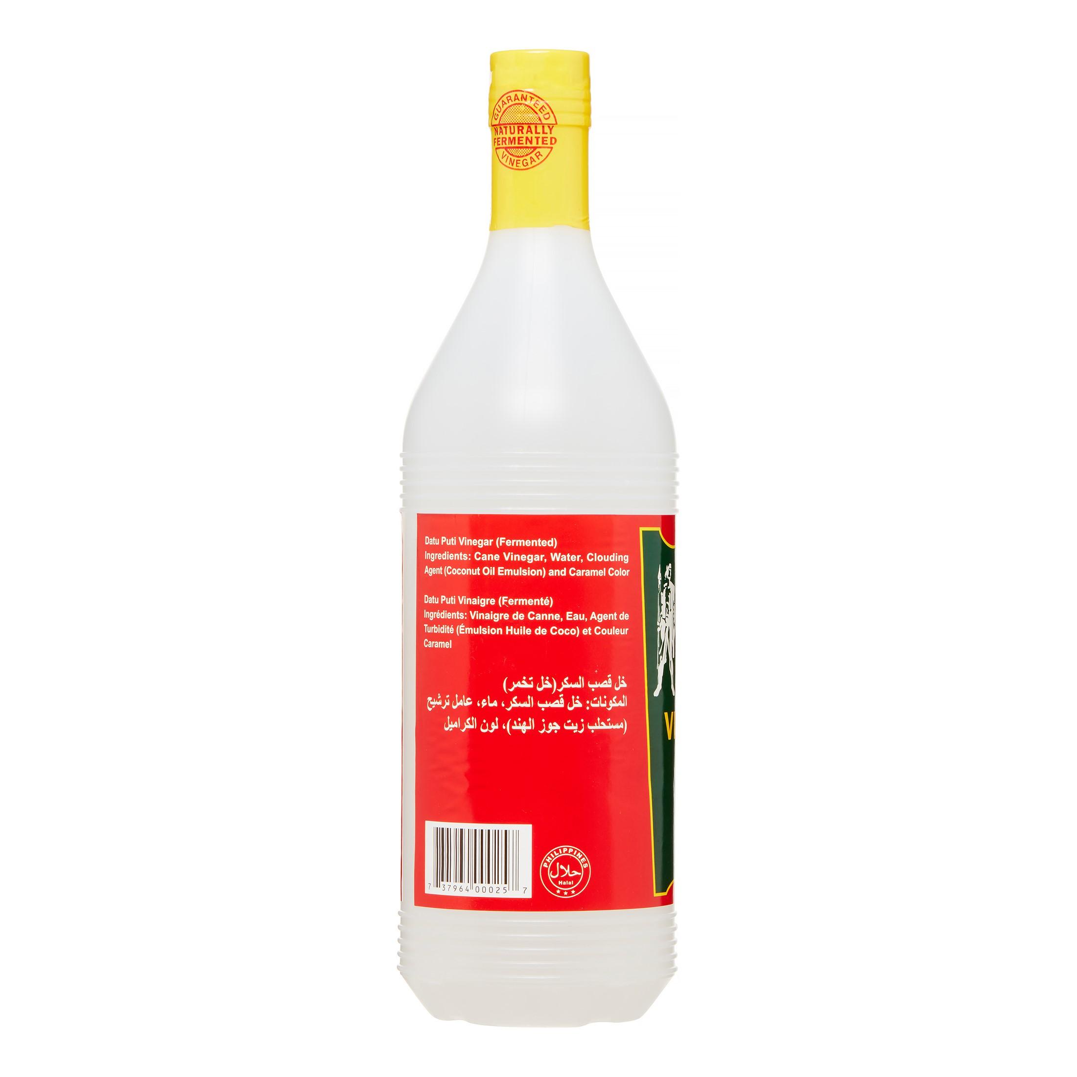Datu Puti Vinegar Sarap-Asim  33.81 Fl