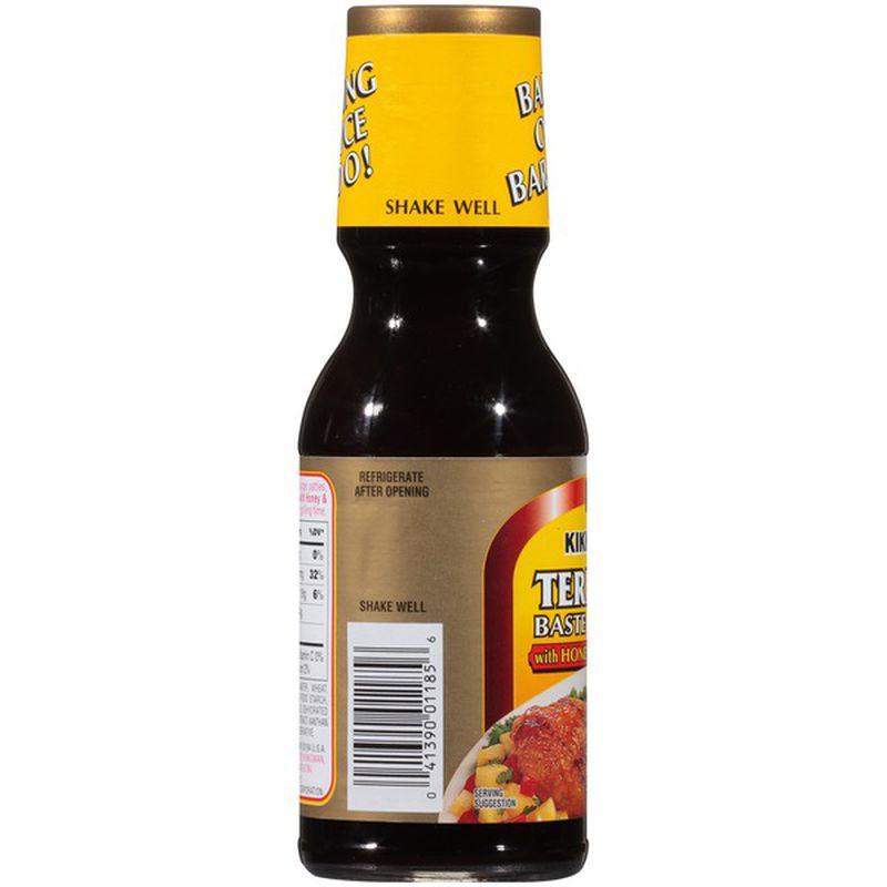 Kikkoman Teriyaki Baste & Glaze With Honey & Pineapple 12.8 Oz