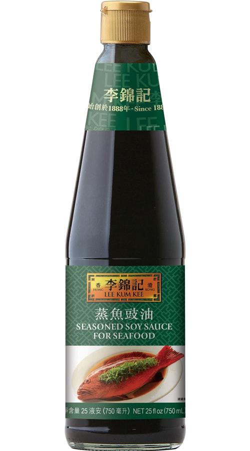Lee Kum Kee Seasoned Soy Sauce For Seafood 25 Fl Oz