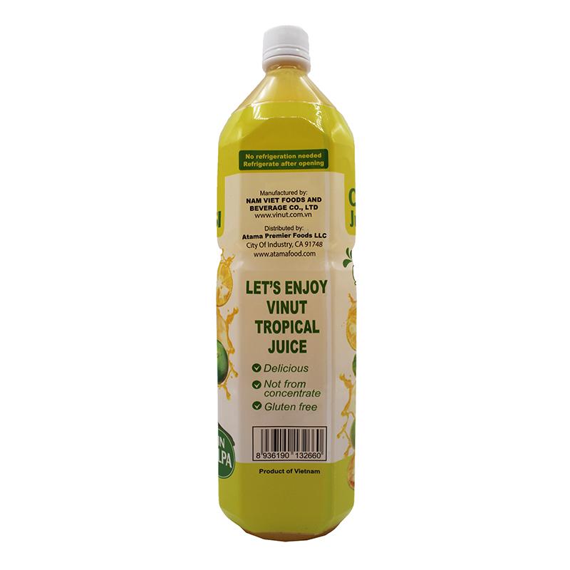medium vinut calamansi juice drink no pulp 507 fl