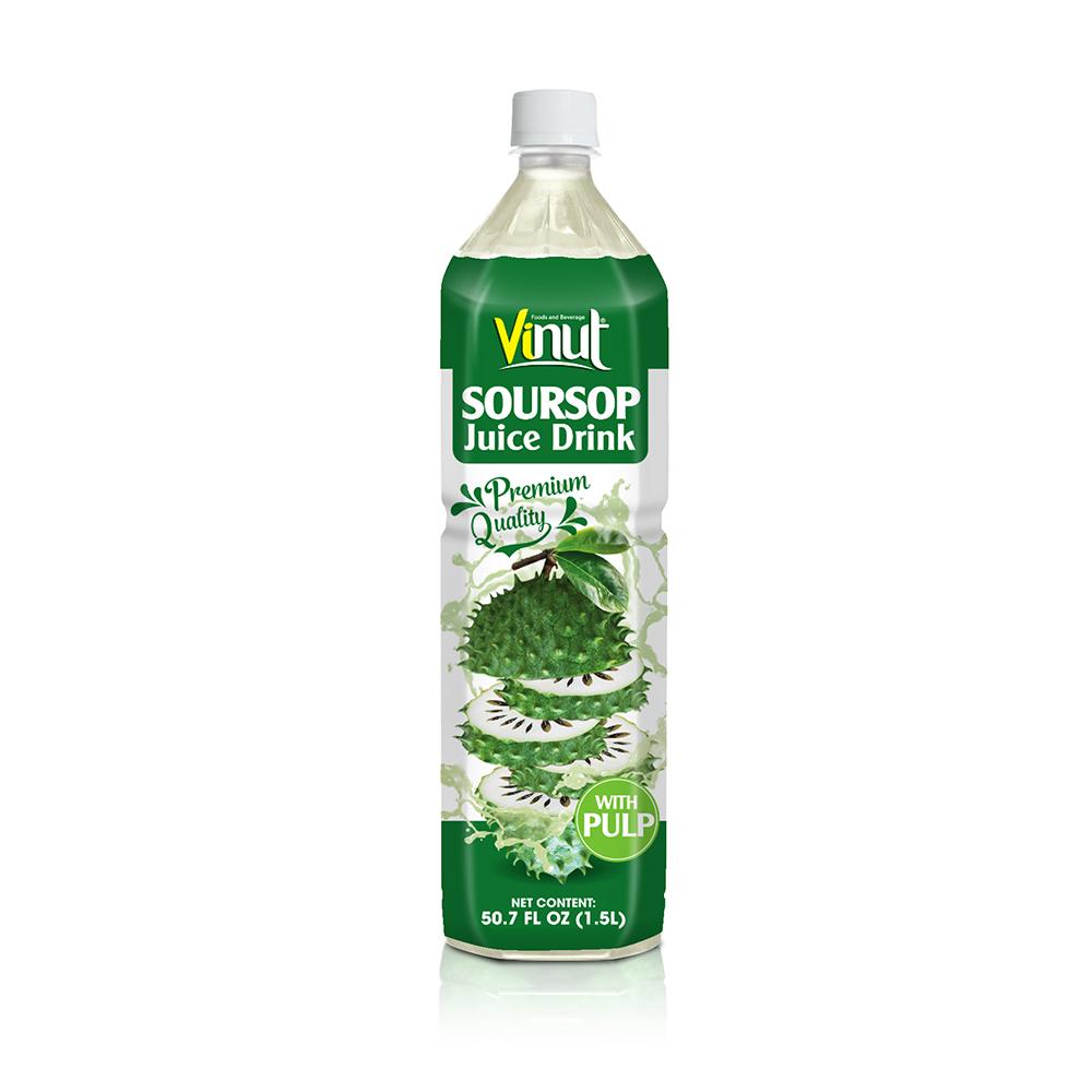 medium vinut soursop juice drink with pulp 15l JpeDaeOmi