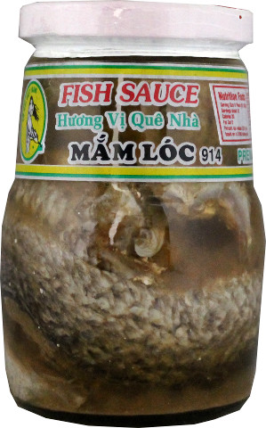 Co Gai Viet Nam Fish Sauce / Mam Loc 914 16 Oz