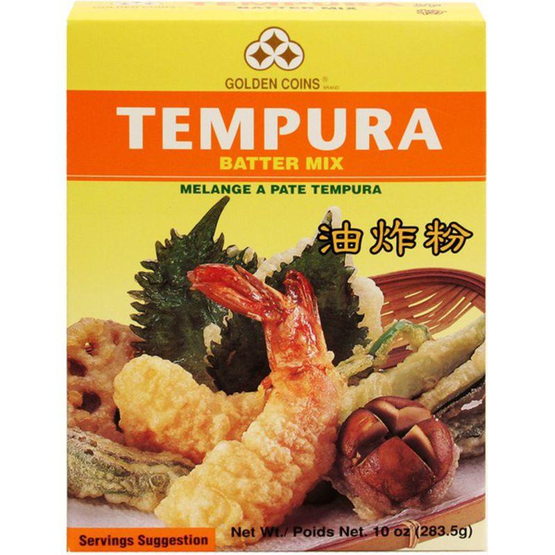 medium golden coinss tempura batter mix 8 oz FIp9oFmjh