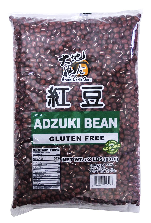 Grand Earth Barn Adzuki Bean/ Red Bean 2 Lb