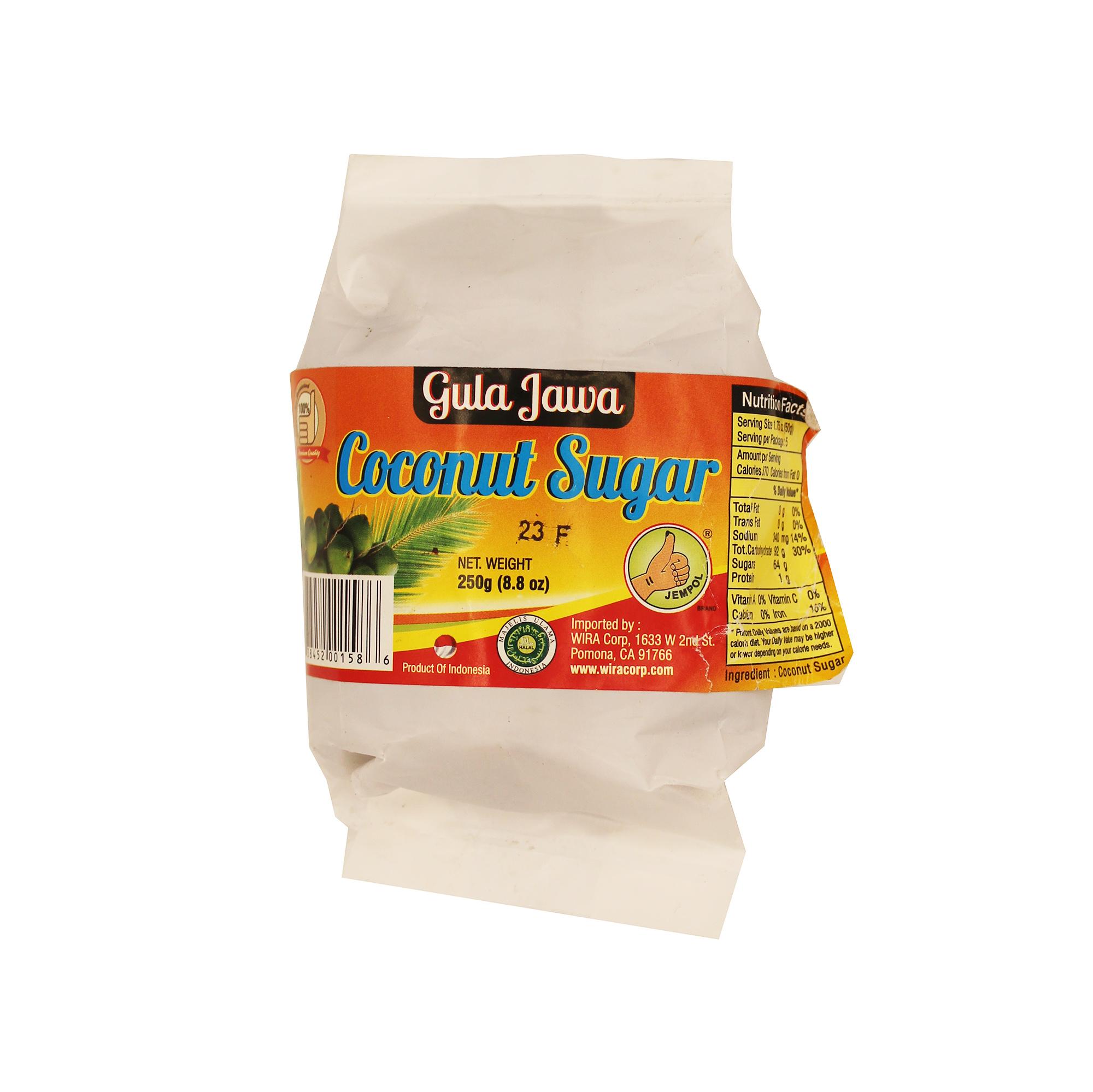 GULA JAWA Coconut Sugar 8 OZ