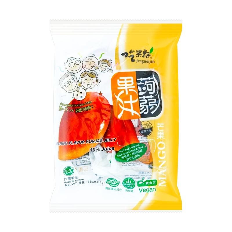 Jeagueijih Konjac Jelly Mango 11 Oz