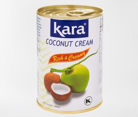 KARA Coconut Cream Rich & Cream 400 ML