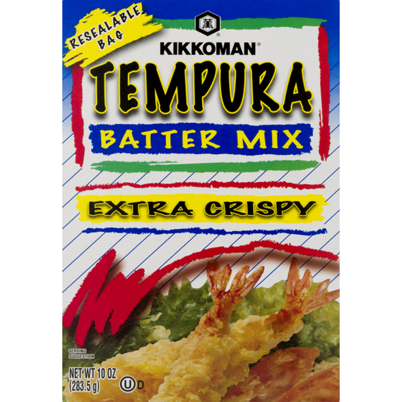 medium kikkoman tempura batter mix 10 oz XiFRTDsvg