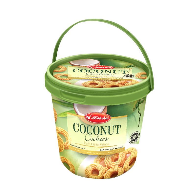 Kokola Coconut Cookies 400 G