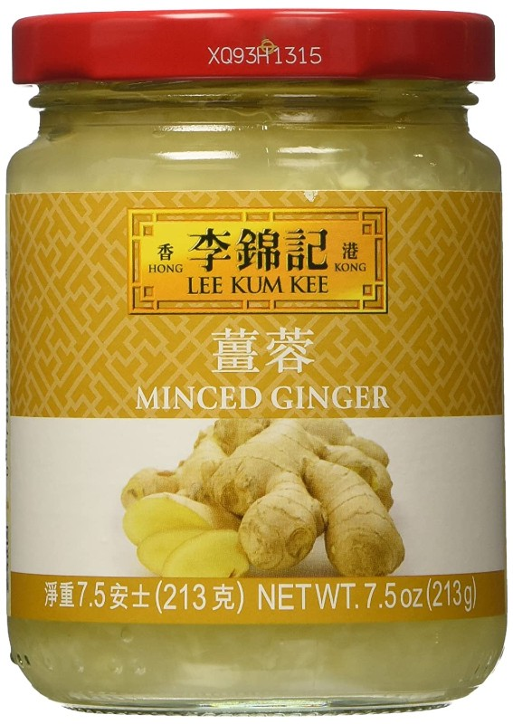 LEE KUM KEE Minced Ginger 7.5 OZ