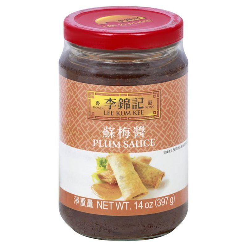 Lee Kum Kee Plum Sauce  14 Oz