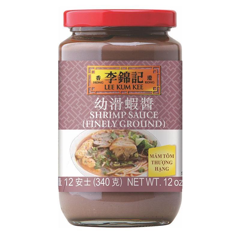 Lee Kum Kee Shrimp Sauce (Finely Ground) 12Oz
