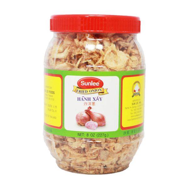 Sunlee Fried Onion / Hanh Xay 8 Oz