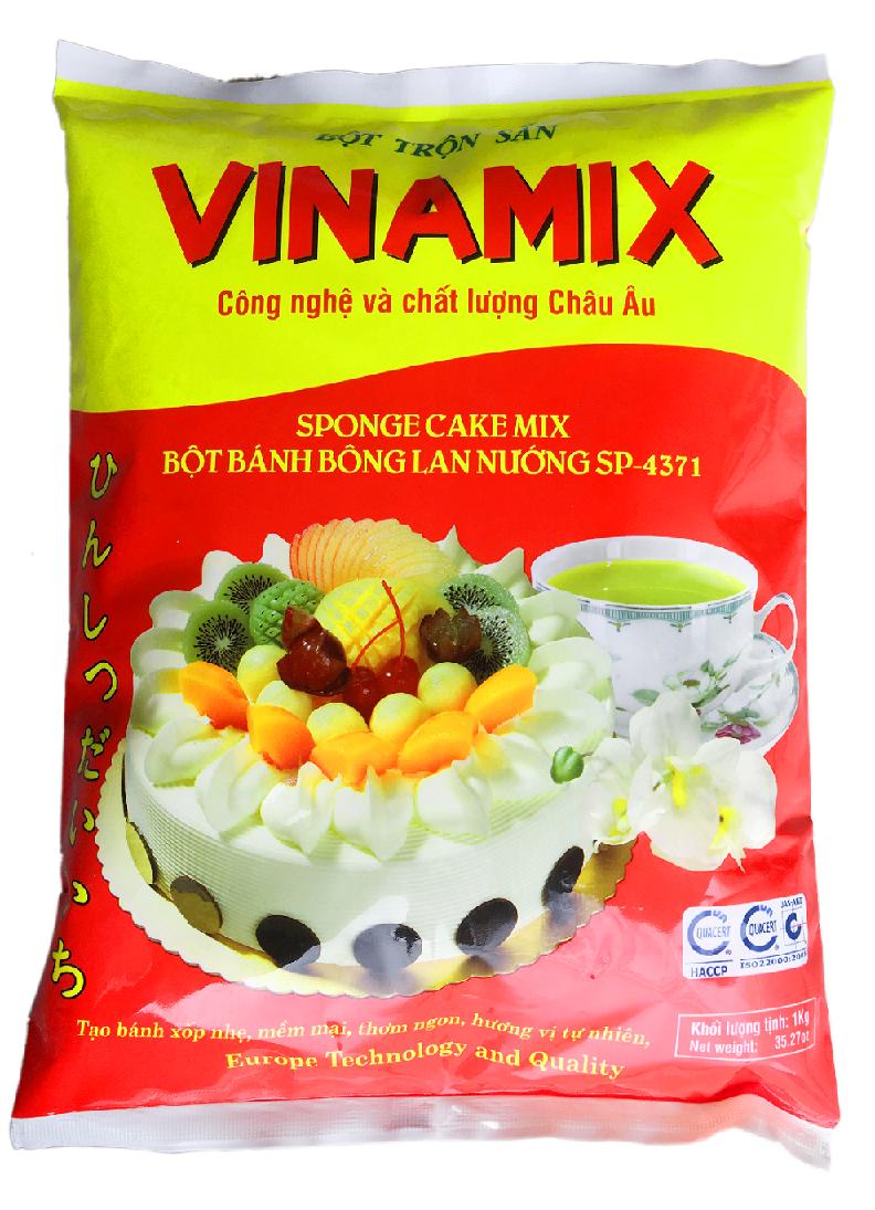 Vinamix  Sponge Cake Mix / Bot Banh Bong Lan Nuong 35.27 Oz