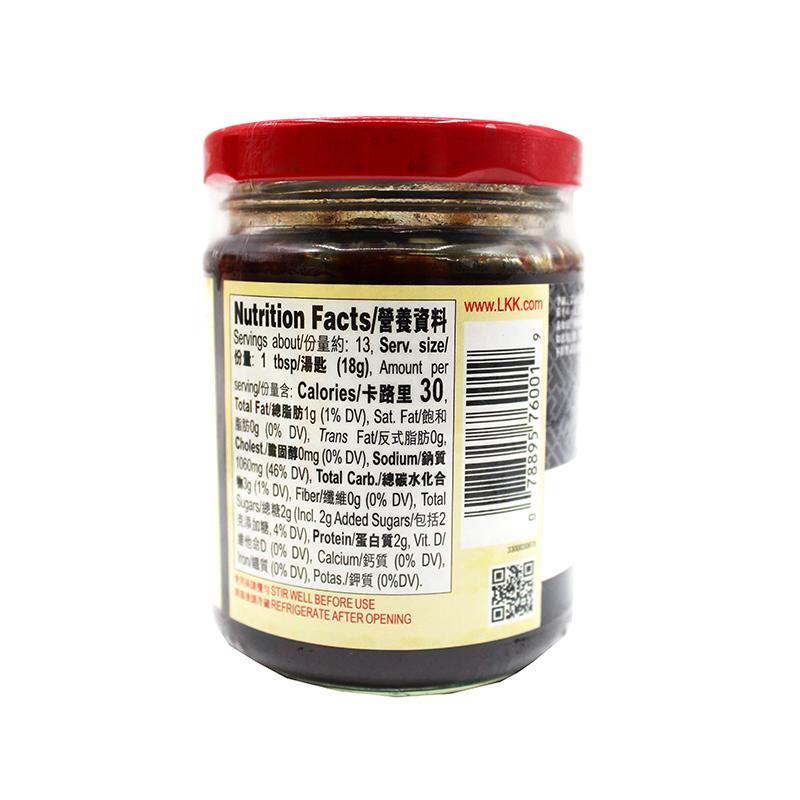 medium lee kum kee black bean garlic sauce 8 oz qyZXIsvUo