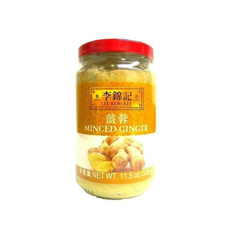 LEE KUM KEE Minced Ginger 11.5 OZ