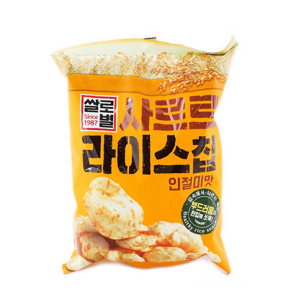 Lotte Healthy Rice Snack 120 G