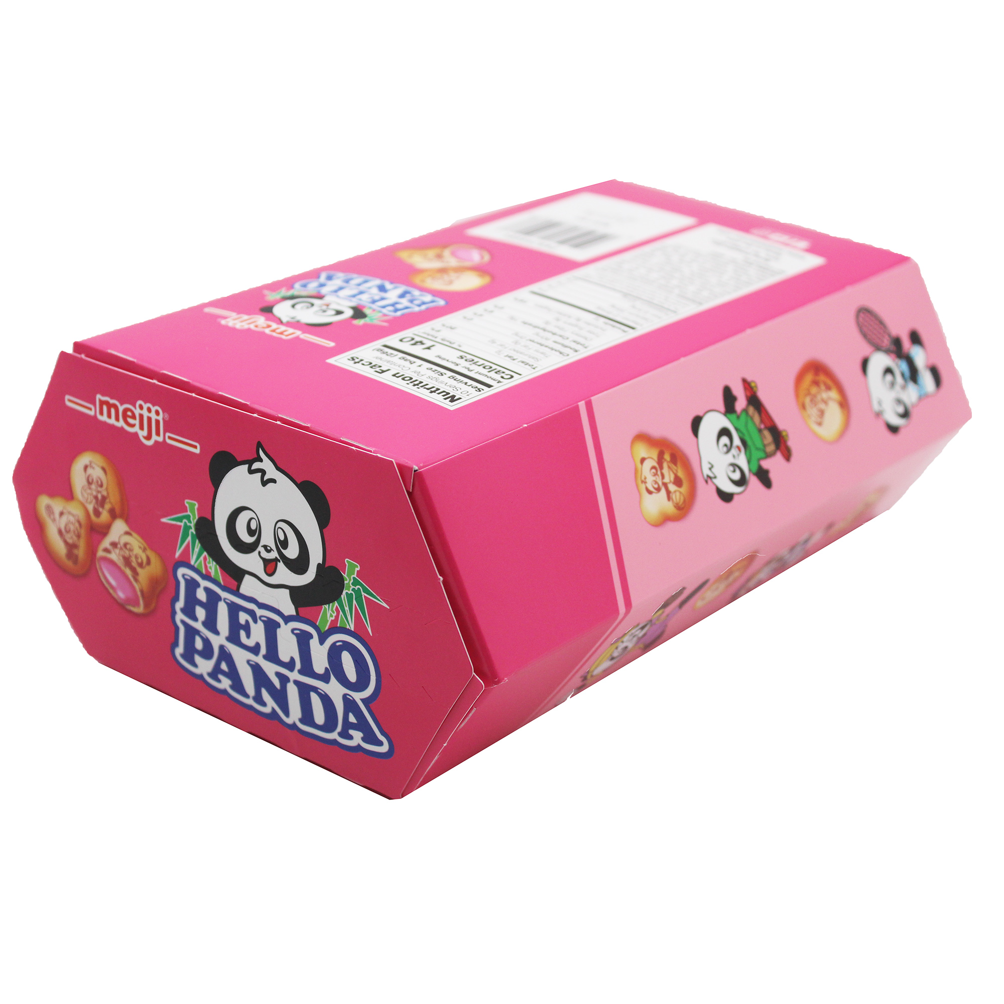 medium meiji hello panda strawberry cookies 10 bags x 91 oz mJQhyDHRhR