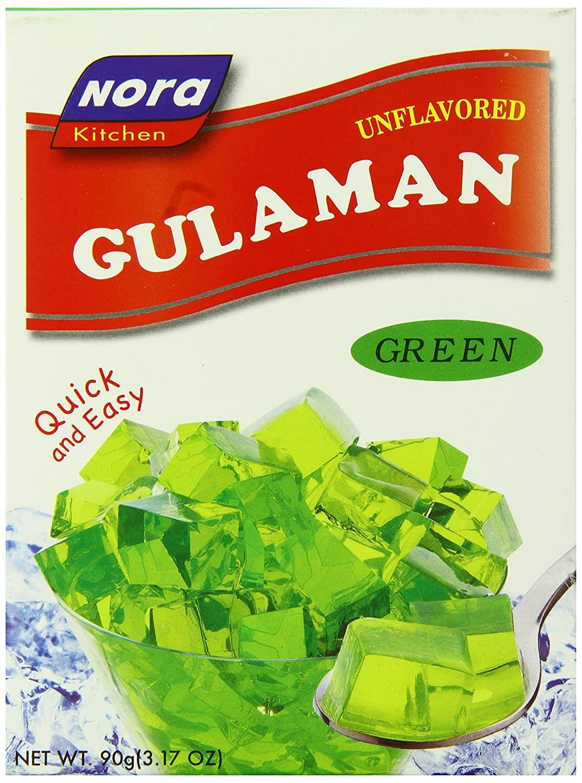 Nora Gulaman Green Unflavored 3.17 Oz