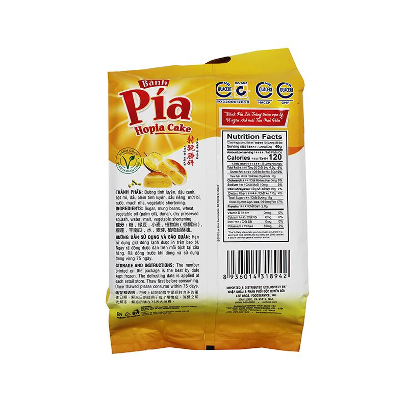 medium tan hue vien hopia cake banh pia dau xanh sau rieng 168 oz RT1TaTl2Gv