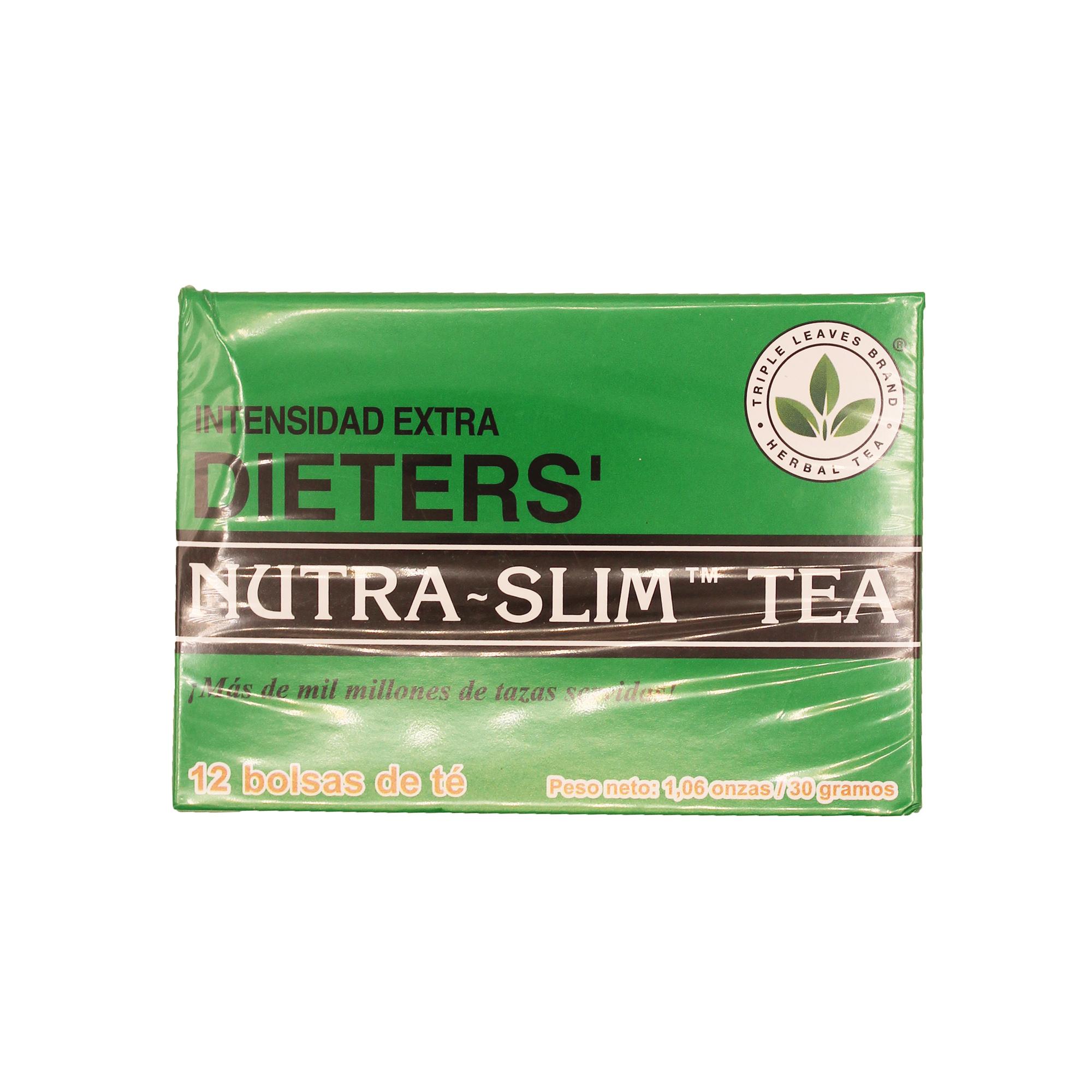 medium triple leaves b dieters nutra slim tea 12 ct qfpX4mwvE
