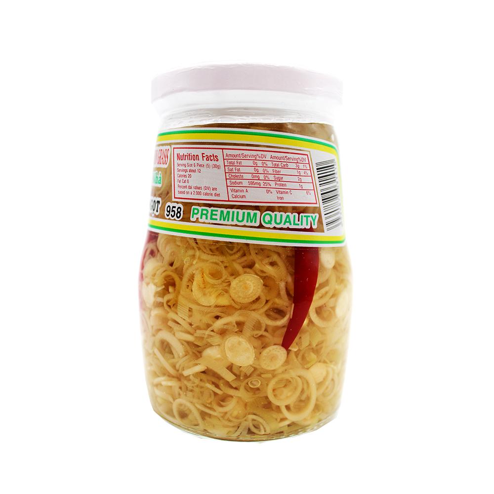 medium co gai viet nam sweet sour chopped lemon grass sa bao chua ngot 14 oz KCKp tZso
