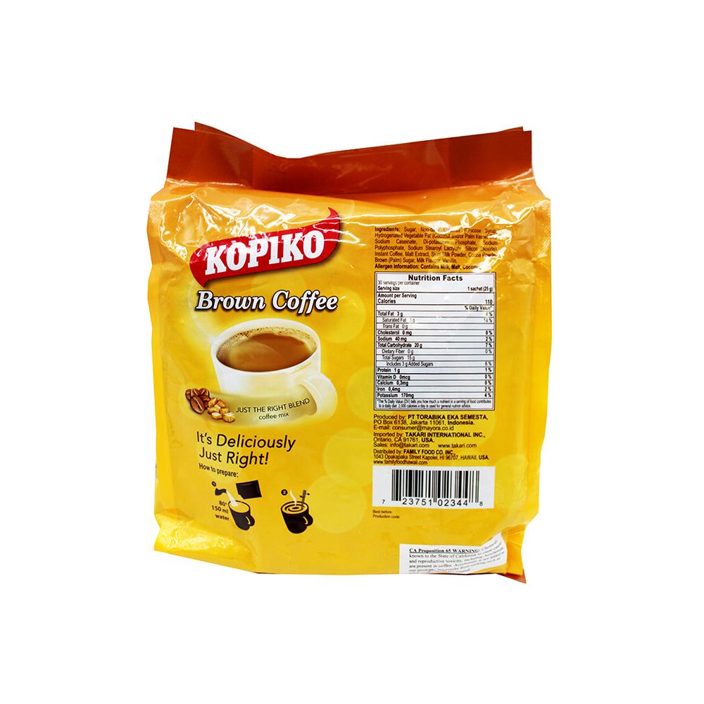 medium kopiko brown coffee 30 ct 3wYlFXVRY