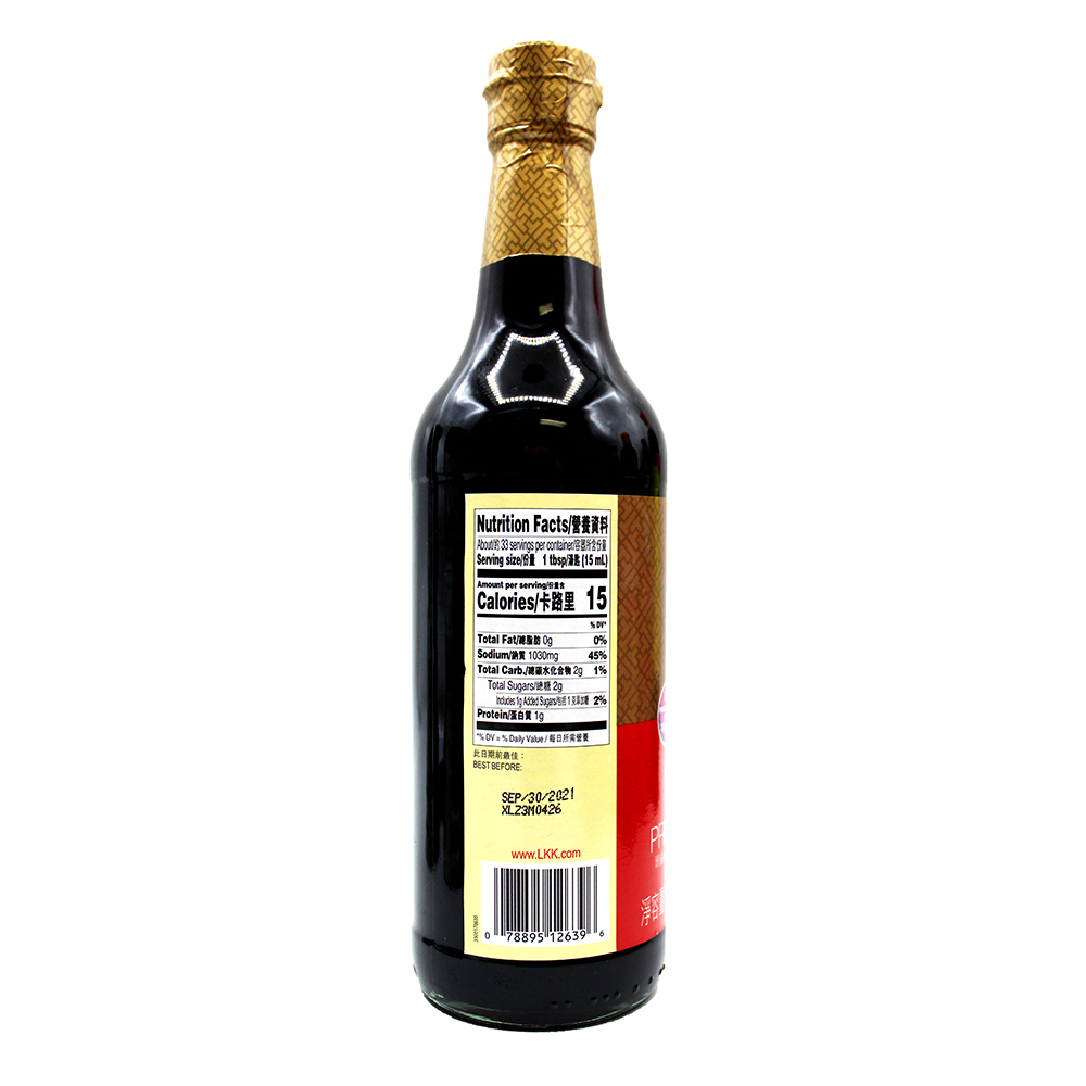 medium lee kum kee premium soy sauce 169 fl