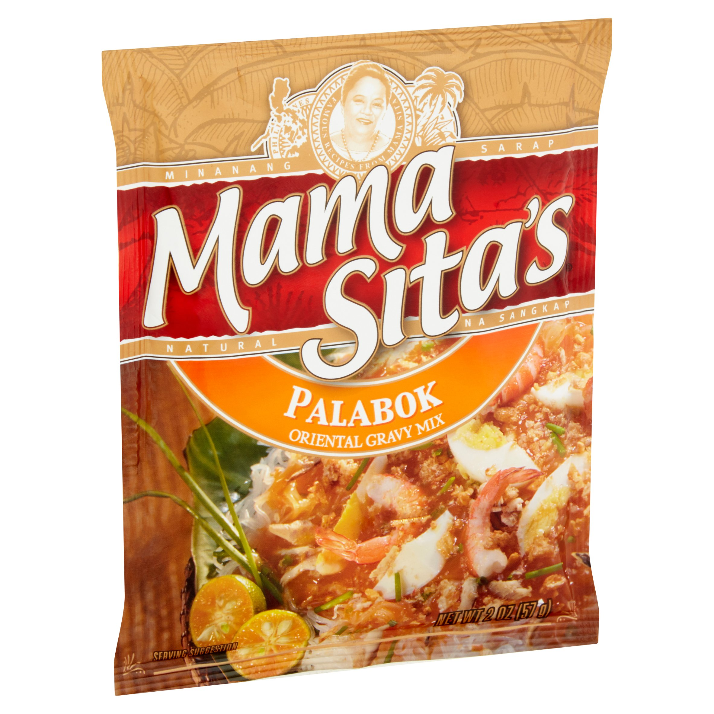 medium mama sitas palabok oriental gravy mix 2 oz wkZWQ0So9Y