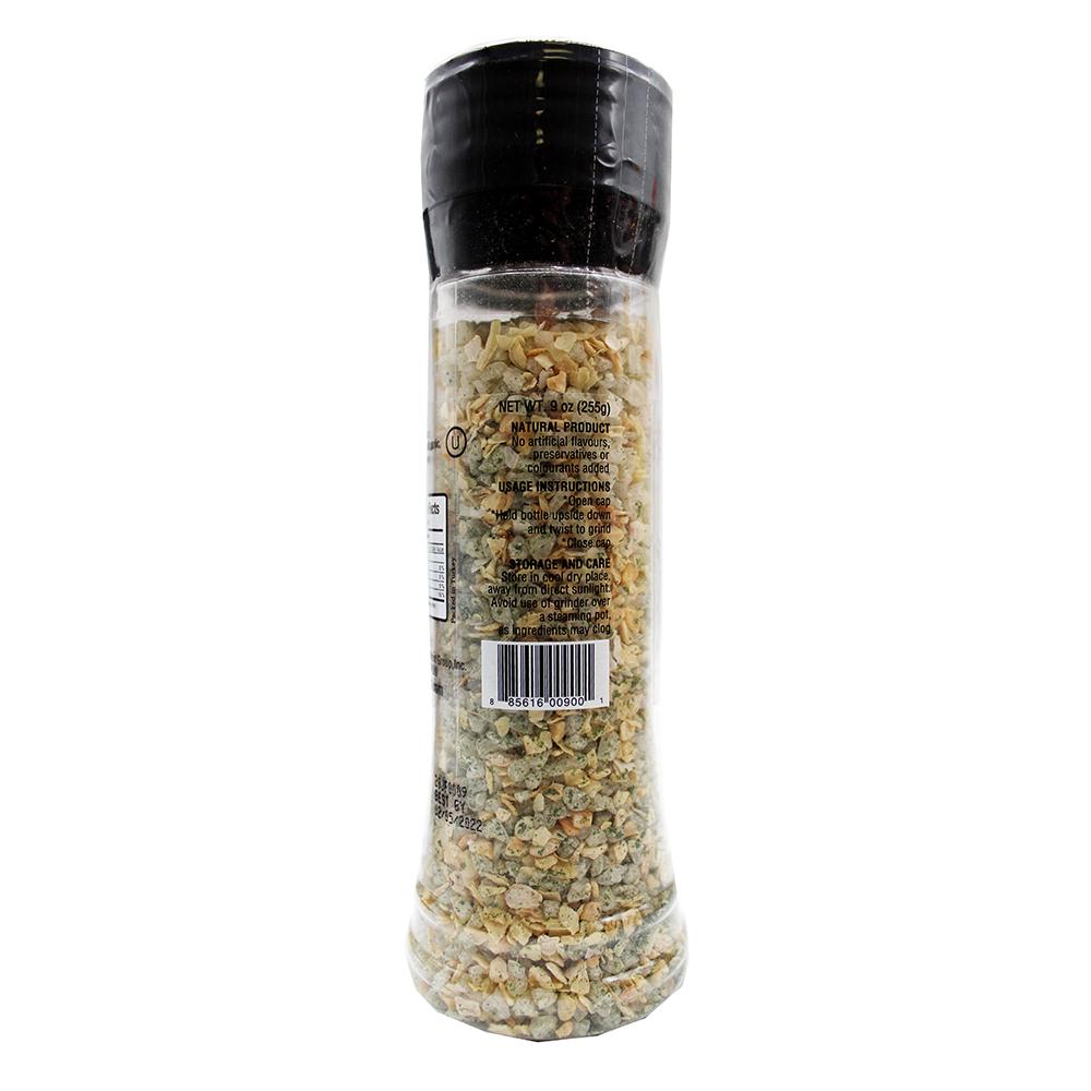 medium palermo garlic sea salt with ginger 9 oz YgTIiBcVC