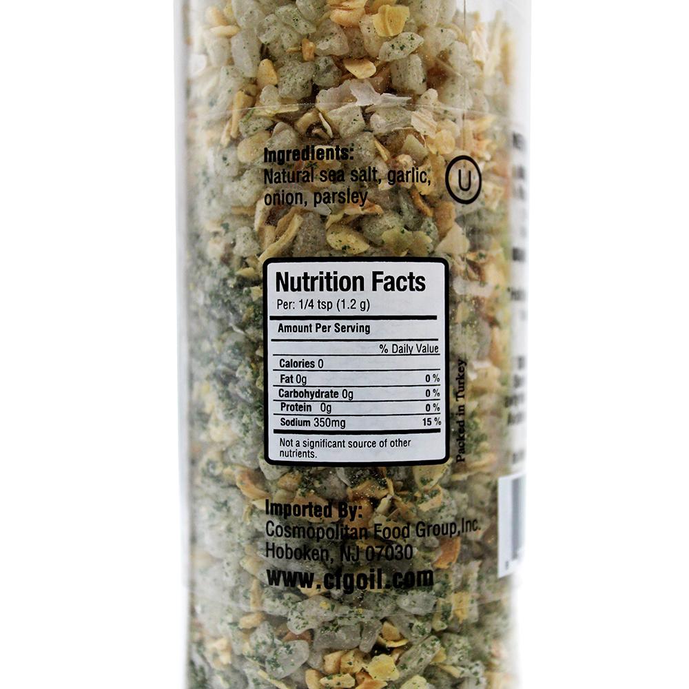 medium palermo garlic sea salt with ginger 9