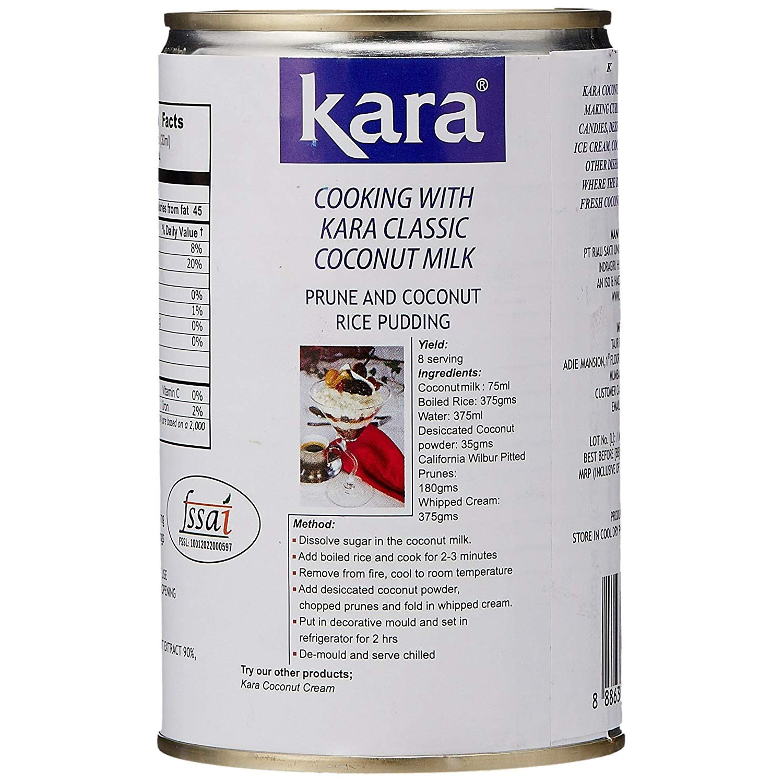 medium kara coconut milk classic 144 fl oz 3XPL NLlO
