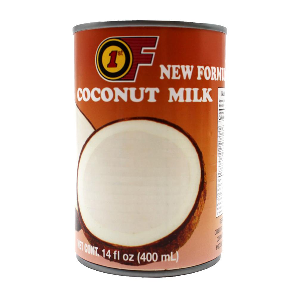 1ST OF Coconut Milk New Formula / Nuoc Cot Dua So 1 14 OZ
