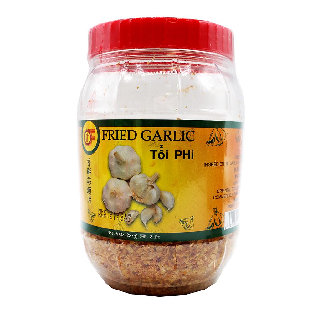 1ST OF Fried Garlic / Toi Phi  8 OZ