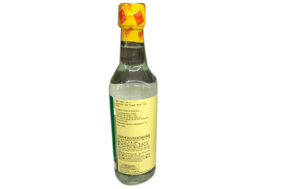 AMOY White Rice Vinegar 16.9 FL OZ