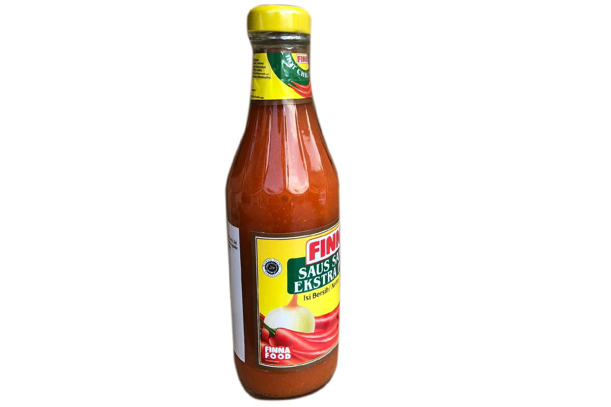 medium finna saus sambal ekstra pedas hot chili sauce 67 oz lbi6LU Iwq