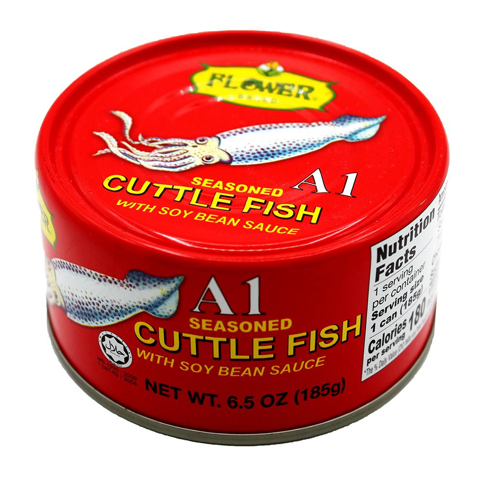 medium flower cuttler fish wsoy bean sauce 65 oz EkBu8ZdMg