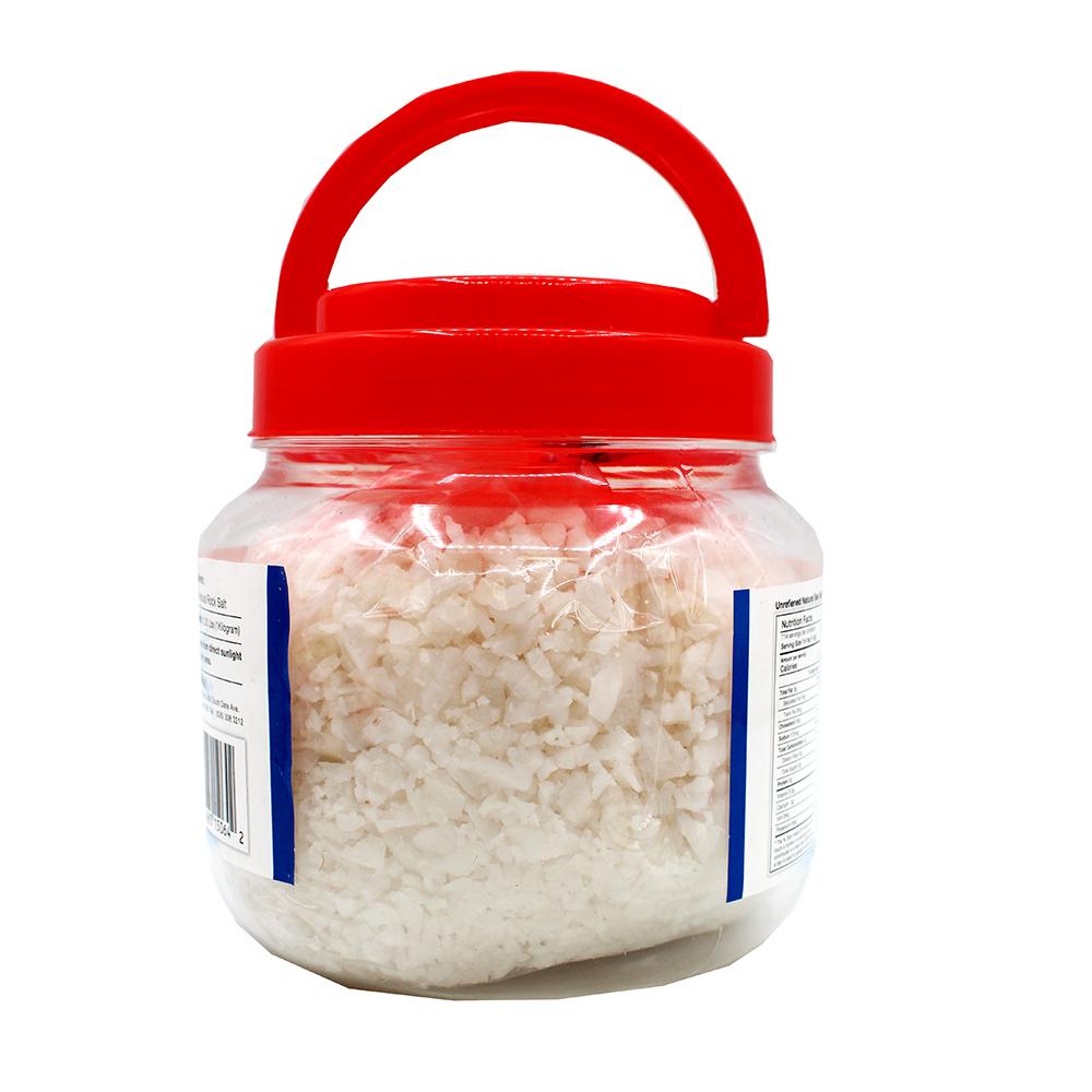 medium richin natural rock sea salt 22 lb icBfsUFNq