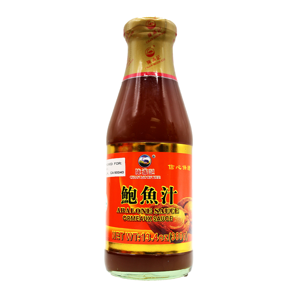 CHAN MOON KEE  Abalone Sauce 13.4 OZ