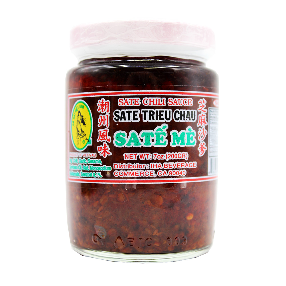 CO GAI VIETNAM Sate Chili Sauce / Sate Trieu Chau 948 7 OZ