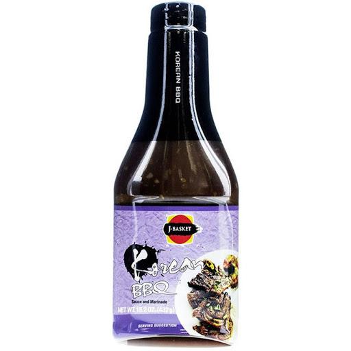 J-BASKET Korean BBQ Sauce 15.2 OZ