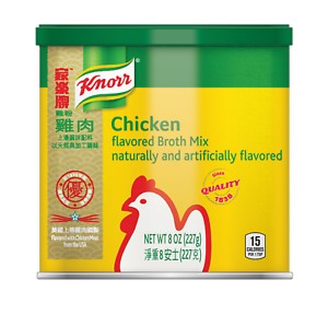 KNORR Chicken Flavored Broth Mix 8 OZ