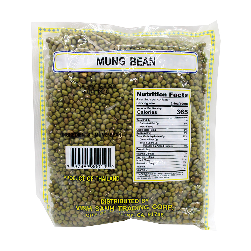 medium asuka whole mung bean 132 oz YXgVik1jA